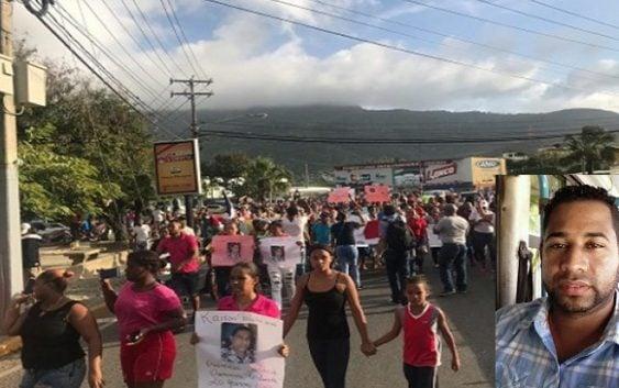 Advierten seguirán protestas por liberación chófer secuestró banda en Haití