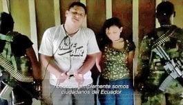 Asesinos de periodistas de Ecuador secuestran otra pareja