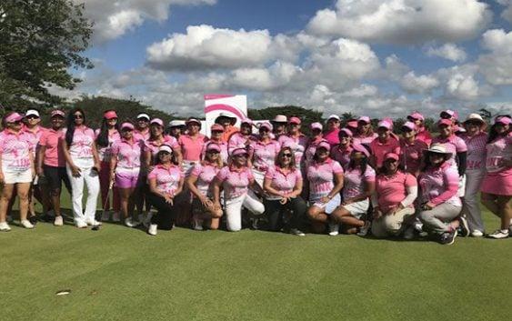 El Pink Golf Tour continúa ganando terreno
