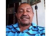 Muere Rafael Nova fundador del Club Deportivo y Cultural Héctor J. Díaz