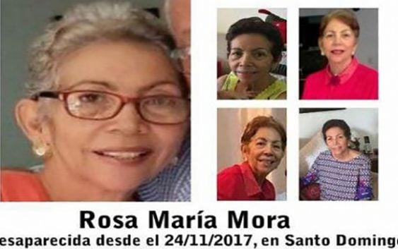 Osamenta encontrada en Baní, podría ser de señora desaparecida en Honduras; Vídeo