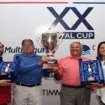 Juan Oller y Enrique Ricart se coronan en la Royal Cup de la Cámara Británica 2018