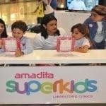 Amadita Superkids, pensado para los pequeños