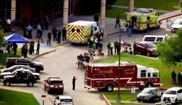 """Otra masacre: Alumno que asesinó 10 en escuela de Texas hoy escribió """"Nacido para matar"""""""