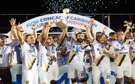 Atlético Pantoja gana Campeonato Flow de Clubes del Caribe Concacaf