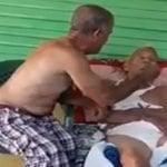 Murió Eugenio Mena de 98 años quien aparece en vídeo golpeado por «hijo»; Vídeo