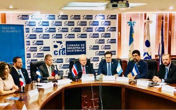 Industriales de Centroamérica y RD presentan propuesta 2018-2023