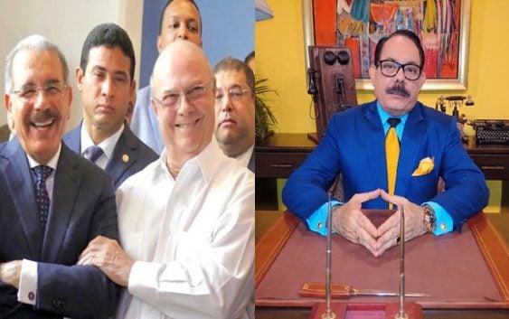 Guillermo Gómez Tilda A Hipólito Mejía De Egoista Simulador