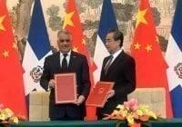 República Dominicana cierra relaciones diplomáticas con Taiwán y las establece con China