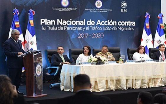 Mirex da a conocer Plan de Acción contra Trata de Personas y Tráfico Ilícito de Migrantes; Vídeo