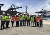 ANJE valora conectividad mundial de puerto multimodal DP World Caucedo