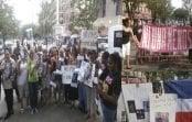En vigilia por Emely y su bebé en Manhattan piden para Marlin y Marlon 40 años de cárcel; Vídeos