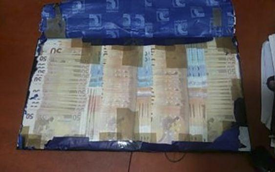 Envían a la cárcel de Baní a mujer trajo de España 102 mil euros