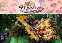 Este jueves inicia el Festival de las Flores Jarabacoa 2018; Vídeo