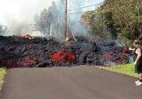 Actividad en últimos 45 días del Volcan Kilawea; Vídeos