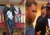 Policia Nacional captura en Higuey al asesino de Anneris Peña Reyes