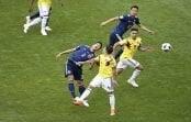 Colombia cae ante Japón dos goles a uno en Mundial de Fútbol Rusia 2018