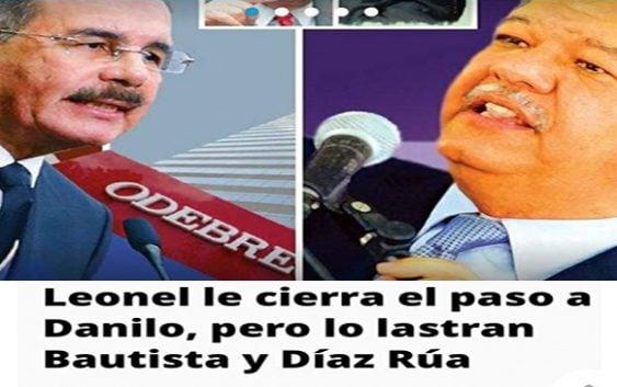 Danilo buscó una trulla de periodistas pagados (Décima)