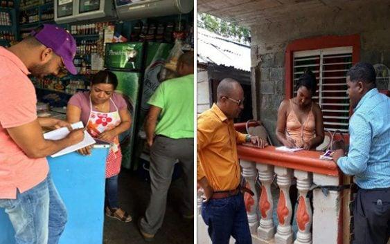 Peledeístas realizan «esfuerzo concentrado» en todo el país en favor de Leonel Fernández