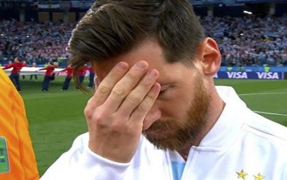Con Messi no hay fiesta!!!