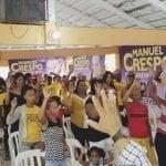 Manuel Crespo aboga porque Danilo y Leonel propicien el relevo dentro del PLD