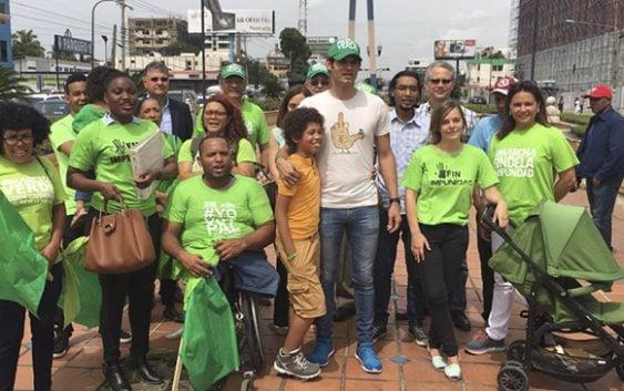 Marcha Verde convoca a la Marcha del Millón contra la Corrupción