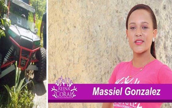 Modelo y softbolista Massiel González muere en accidente de tránsito