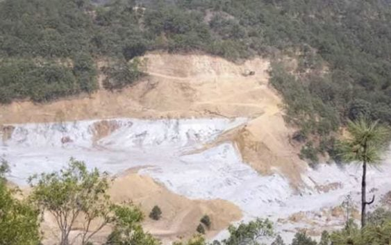 Estalla presa en mina de Urique en México; Hay varios desaparecidos; Vídeos