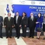 Mirex y CEI-RD anuncian Foro de Inversión y Exportación SICA 2018