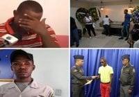 """""""Policías traicionan la institución"""" Como estos dos Pared Pérez…???"""