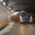 Ministerio de Obras Públicas cerrará desde mañana hasta el viernes túneles y elevados
