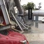 Onamet: Avisos y alertas por vaguada y onda tropical; Advierte daños por vientos; Vídeos