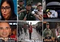 UE arremete de nuevo contra otros 11 de la narcodictadura que desangra a Venezuela