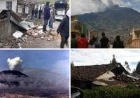 Sismo de 4,5 en volcán Galeras, dos muertos y más de 350 replicas; Habitantes se aferran a sus casas