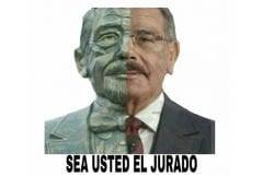 Esa cara de tarado que tiene el busto de Duarte (Décima)