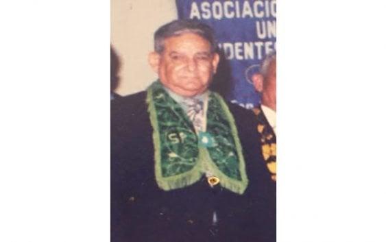 Recibe Cristiana sepultura en Monte Cristi el veterano periodista Elio Rufino Grullón