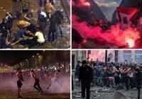 Un falsante ganó el Mundial; demonio se apodera de sus calles y deja dos muertes; Vídeo