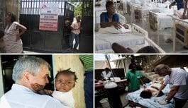 Cierre de hospital de Médicos Sin Fronteras en Haití afecta aún más a la República Dominicana
