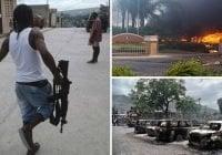 Haití: Situación peligrosa para RD, acorralan huespedes, suspenden vuelos y otros aterrizan en RD; Vídeos