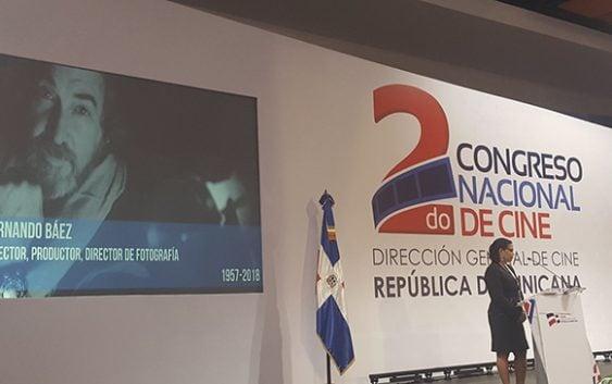 El cine de RD se examina y recuerda a Fernando Báez