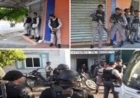 Tensión en Navarrete; Así lucen calles desde esta tarde tras ratificación paro indefinido