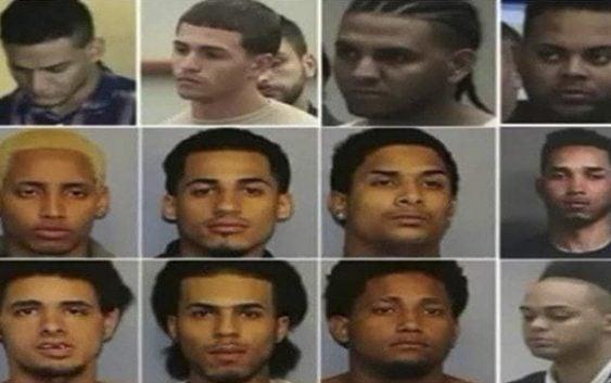 """Pandilla acusada de asesinar al joven dominicano Junior se declararon """"inocentes"""""""