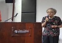 Rhina Espaillat dice traducción de obras ha unido las culturas de EEUU y RD
