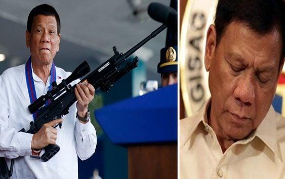 Demonio de Filipinas, Rodrigo Duterte insta a asesinar obispos católicos de este país