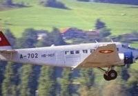 Accidente de reliquia de avión militar del 1930 en los Alpes suizos deja 20 muertos