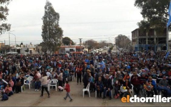 Fuerte rechazo al negocio del aborto en Argentina, en San Luis contundente manifestación; Vídeo