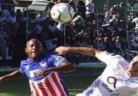 Atlántico FC campeones de la LDF golean 1 por 0 al Atlético San Francisco