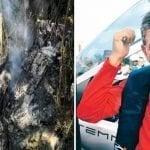 CIAA investiga accidente; Restos de Douglas Bournigal serán sepultados hoy
