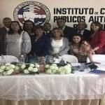 Instituto de Contadores juramentó directiva de San Juan de la Maguana