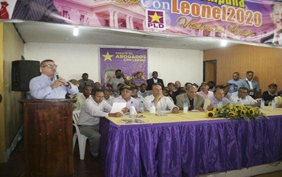 Conforman Comité de Campaña Leonel2020 en La Romana
